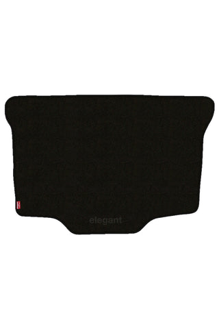 Duo Carpet Car Dicky Mat Black
