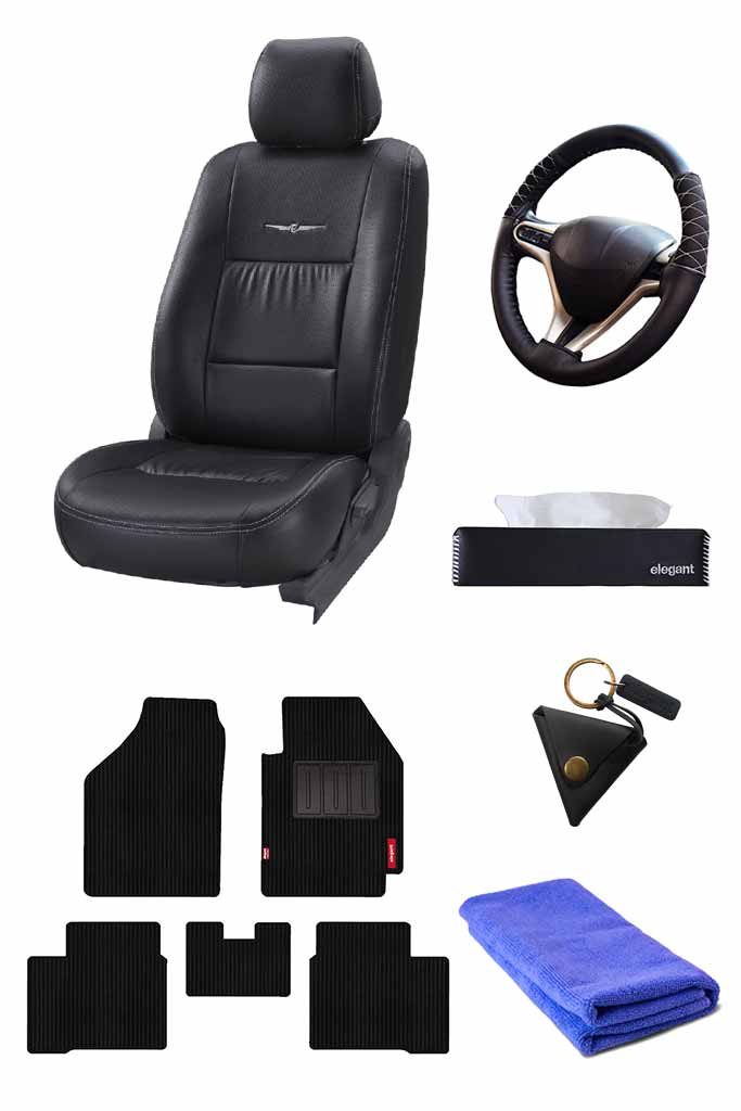 Complete Car Accessories Economy Combo 22