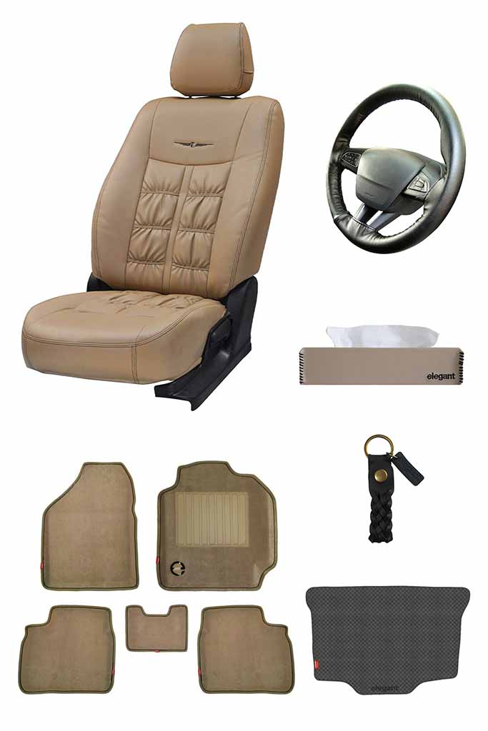 Complete Car Accessories Premium Combo 22