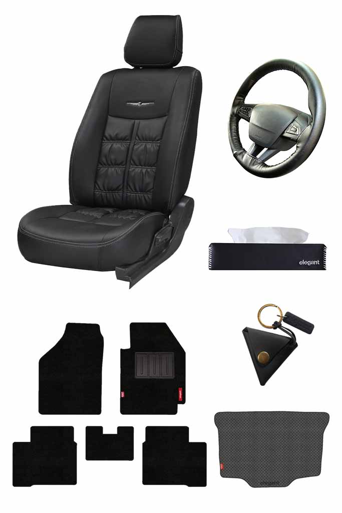 Complete Car Accessories Premium Combo 32