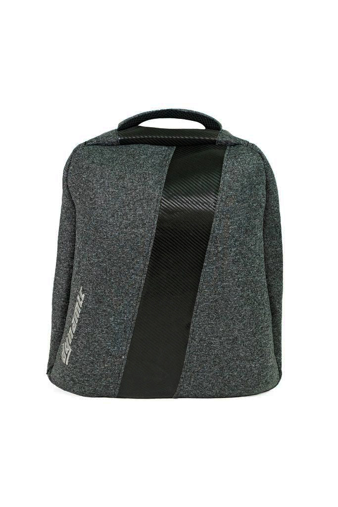 Dynamic 1 Anti-Theft Hard Shell Backpack Grey and Black