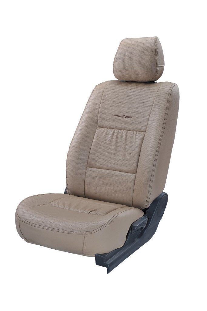 Trend Neo Gladiator Art Leather Car Seat Cover Beige