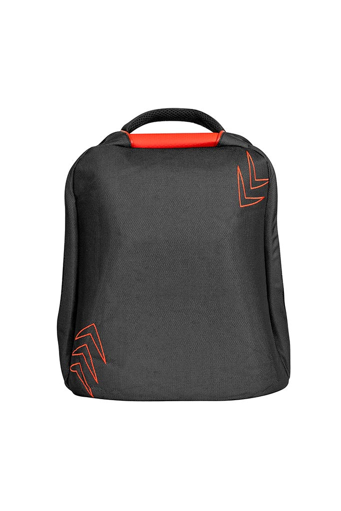 Speed Anti-Theft Hard Shell Backpack Black and Red