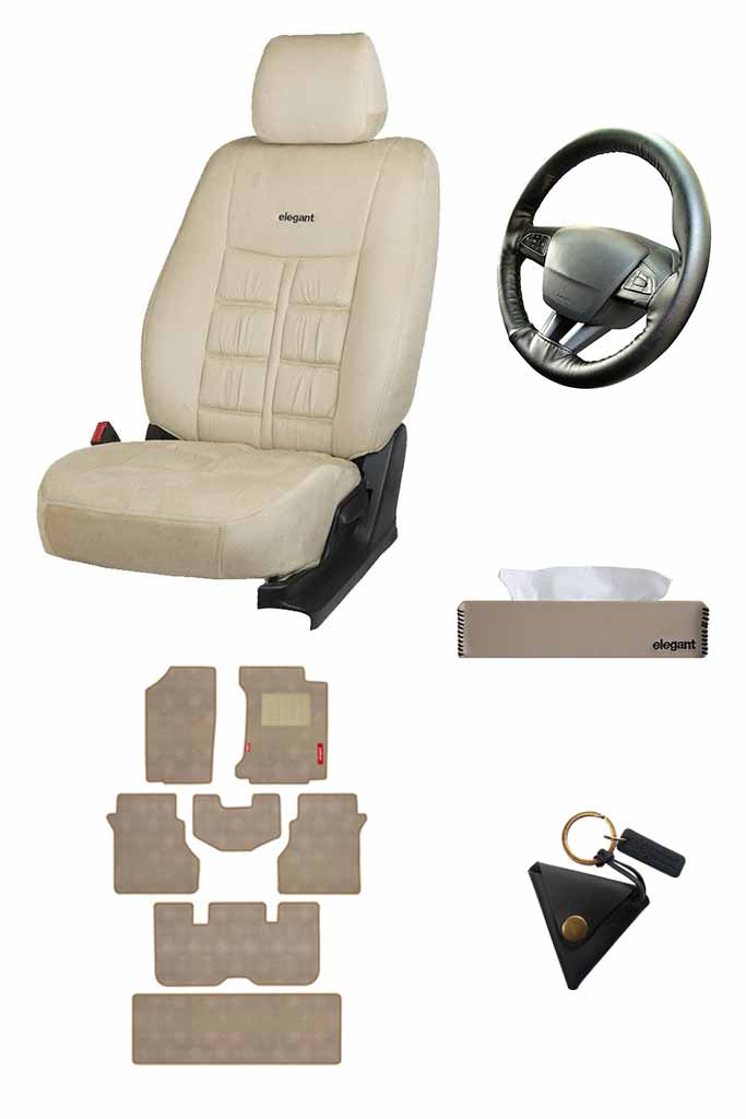 Complete Car Accessories Premium Combo 38