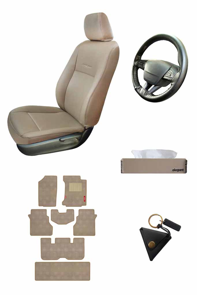Complete Car Accessories Premium Combo 37