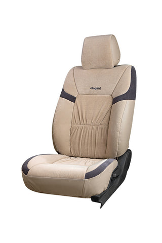 Europa Bucket Romeo Fabric Seat Cover Beige