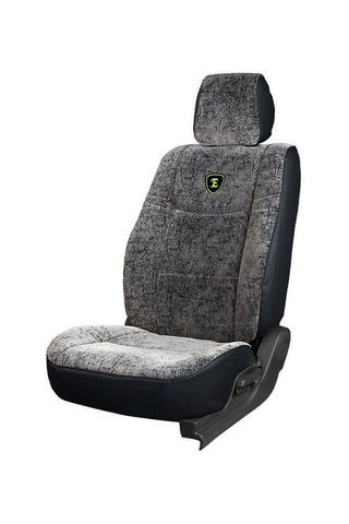 Europa Bucket Safari Fabric Car Seat Cover Black
