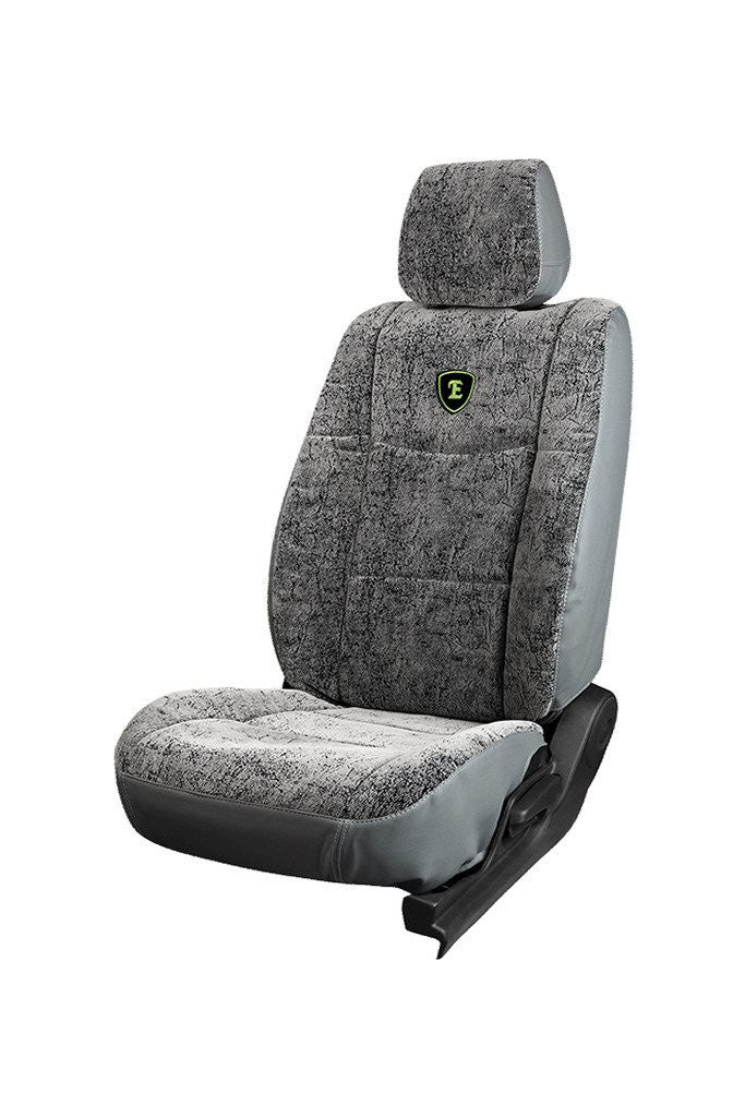 Europa Bucket Safari Fabric Car Seat Cover Grey