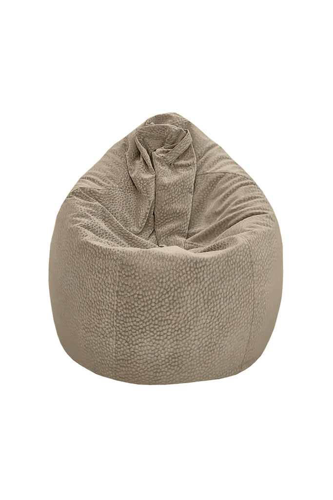 Europa Panther Bean Bag Beige