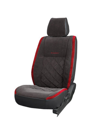 Europa Racer Fabric Car Seat Cover Cola