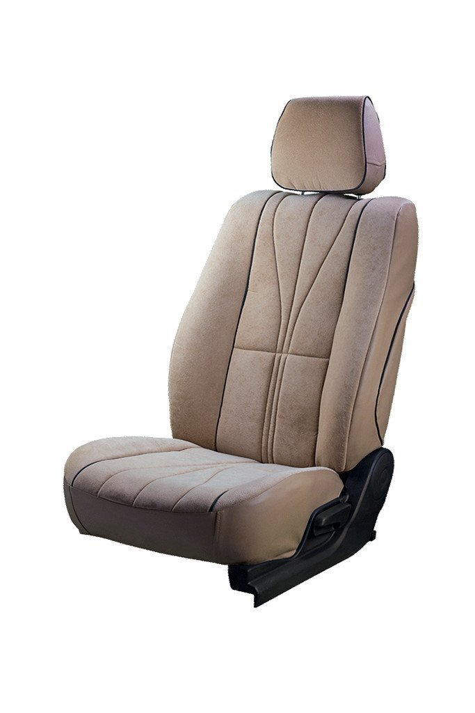 Europa Rider Fabric Car Seat Cover Beige