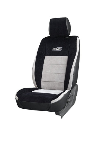 Europa Turbo Fabric Car Seat Cover Black