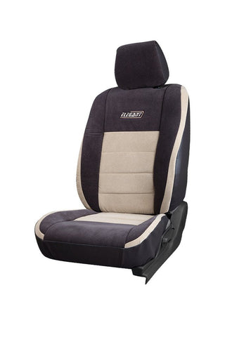 Europa Turbo Fabric Car Seat Cover Cola