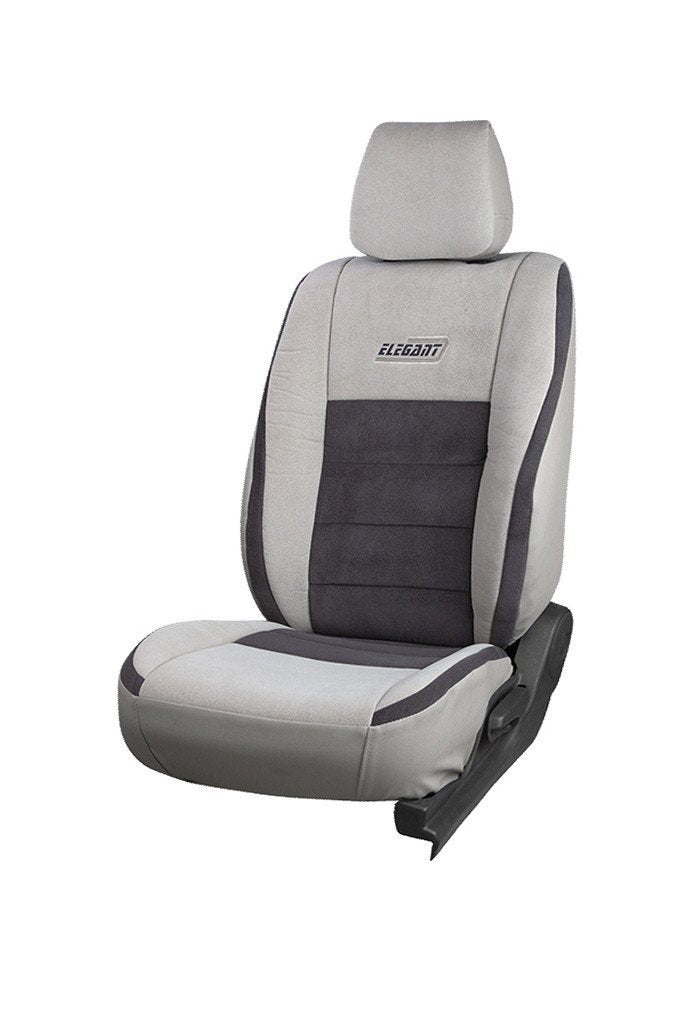 Europa Turbo Fabric Car Seat Cover I-Grey