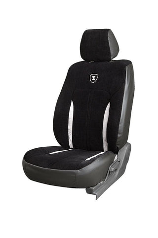 Europa Velocity Fabric Car Seat Cover Black