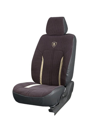 Europa Velocity Fabric Car Seat Cover Cola