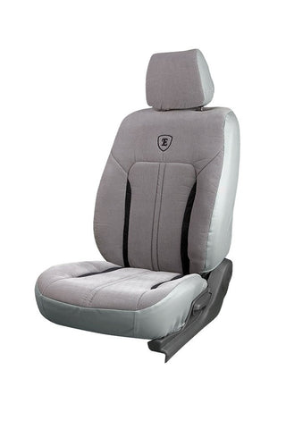 Europa Velocity Fabric Car Seat Cover Grey