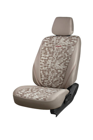 Fabguard Fabric Car Seat Cover Beige