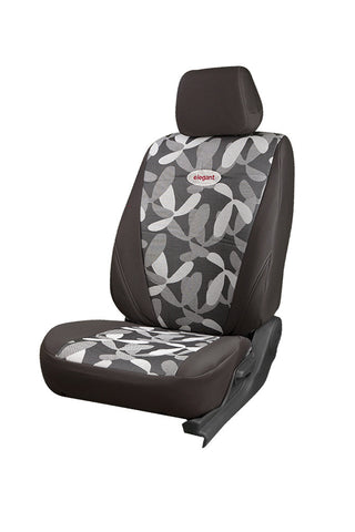 Fabguard Fabric Car Seat Cover Grey