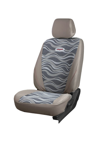 Fabguard Fabric Car Seat Cover I-Grey