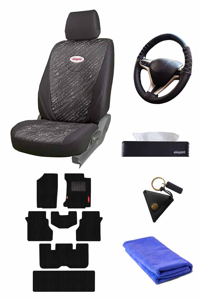Complete Car Accessories Economy Combo 10