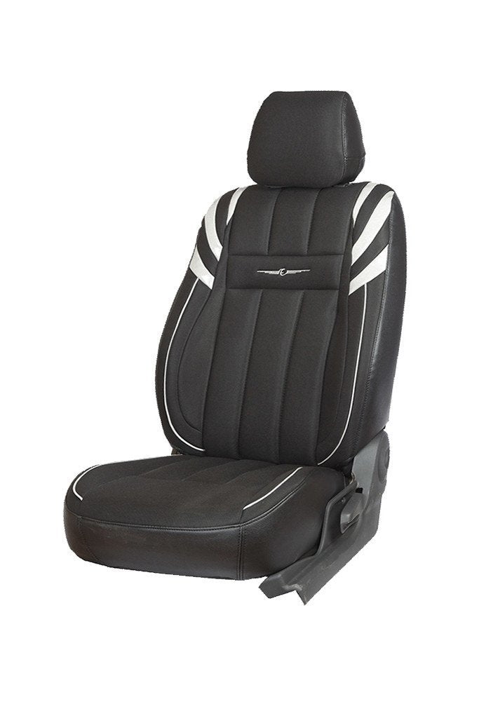 Fresco Sportz Bucket Fabric Car Seat Cover Black
