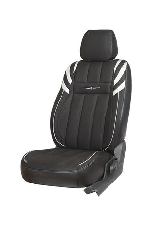 Fresco Sportz Bucket Fabric Seat Cover Black