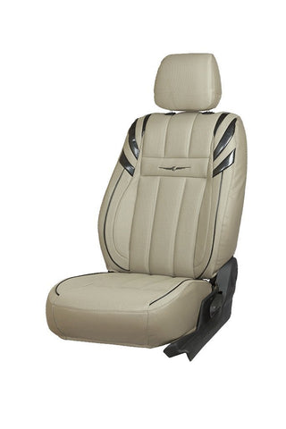 Fresco Sportz Bucket Fabric Seat Cover I-Grey