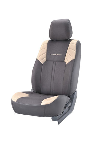 Fresco Sonic Fabric Car Seat Cover Cola