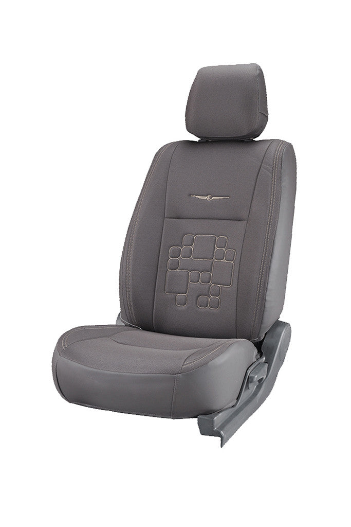 Fresco Ultra Fabric Car Seat Cover Cola