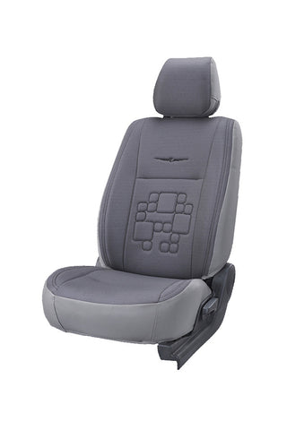 Fresco Ultra Fabric Seat Cover Grey