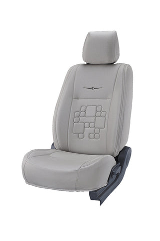 Fresco Ultra Fabric Seat Cover I-Grey