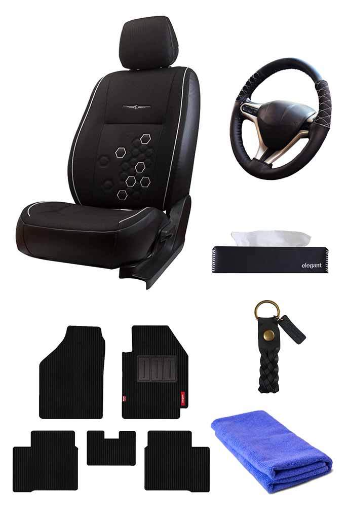 Complete Car Accessories Economy Combo 18