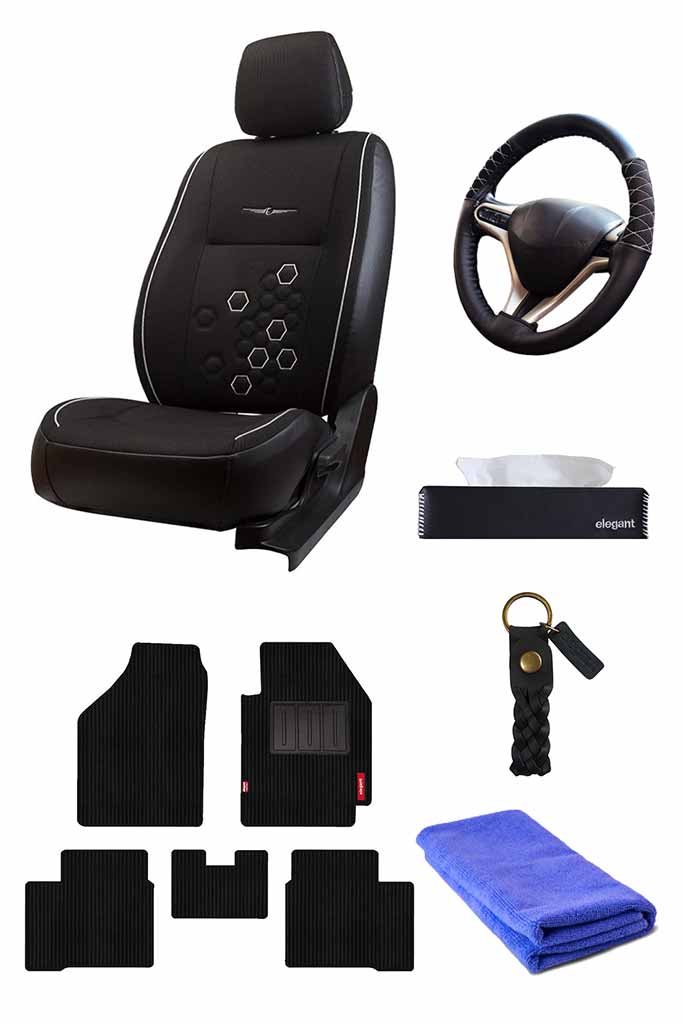 Complete Car Accessories Economy Combo 23