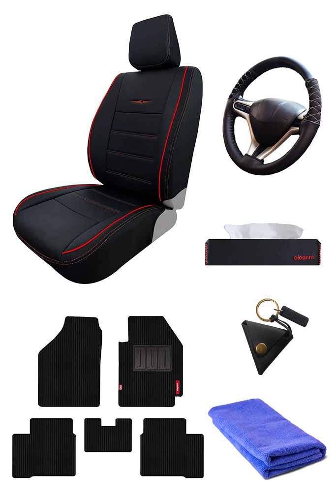 Complete Car Accessories Economy Combo 19