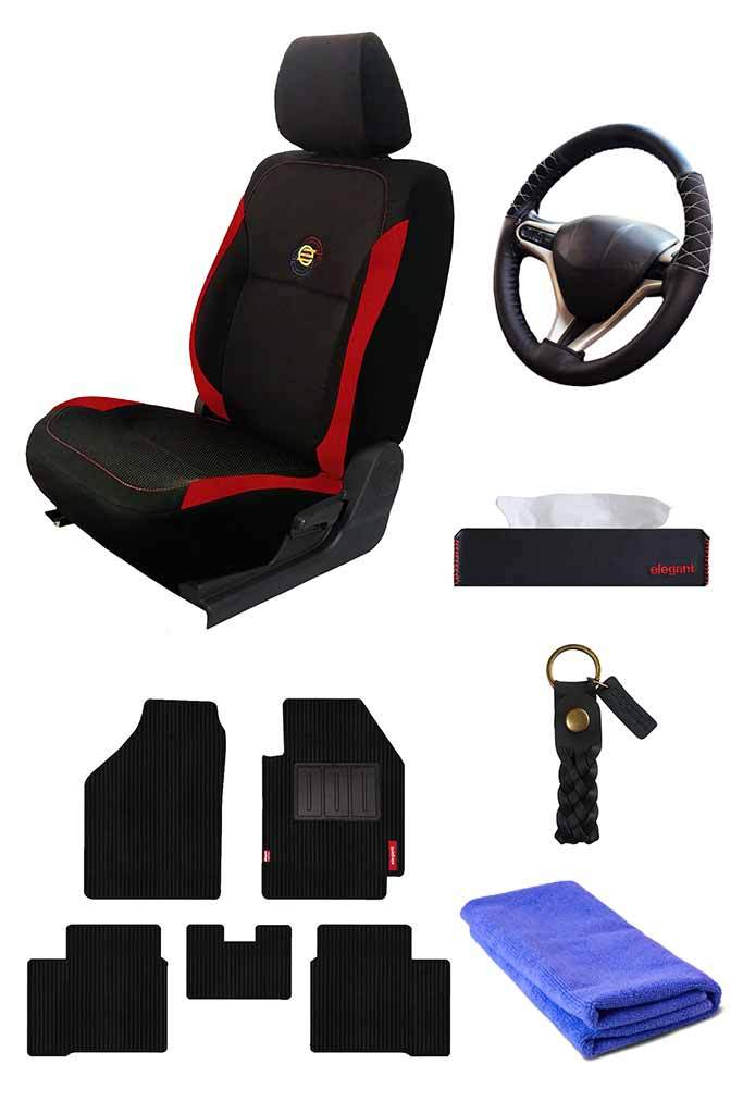 Complete Car Accessories Economy Combo 17