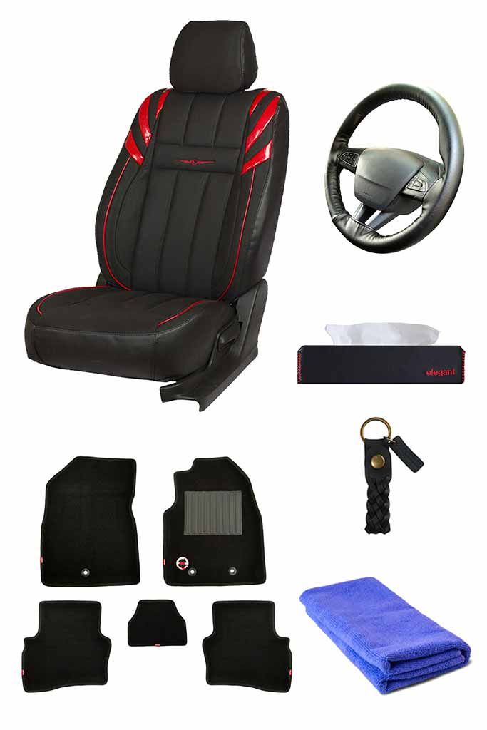 Complete Car Accessories Sports Combo 17