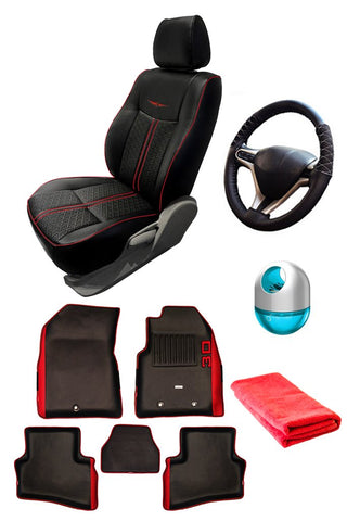 Complete Car Accessories Luxury Pack 4