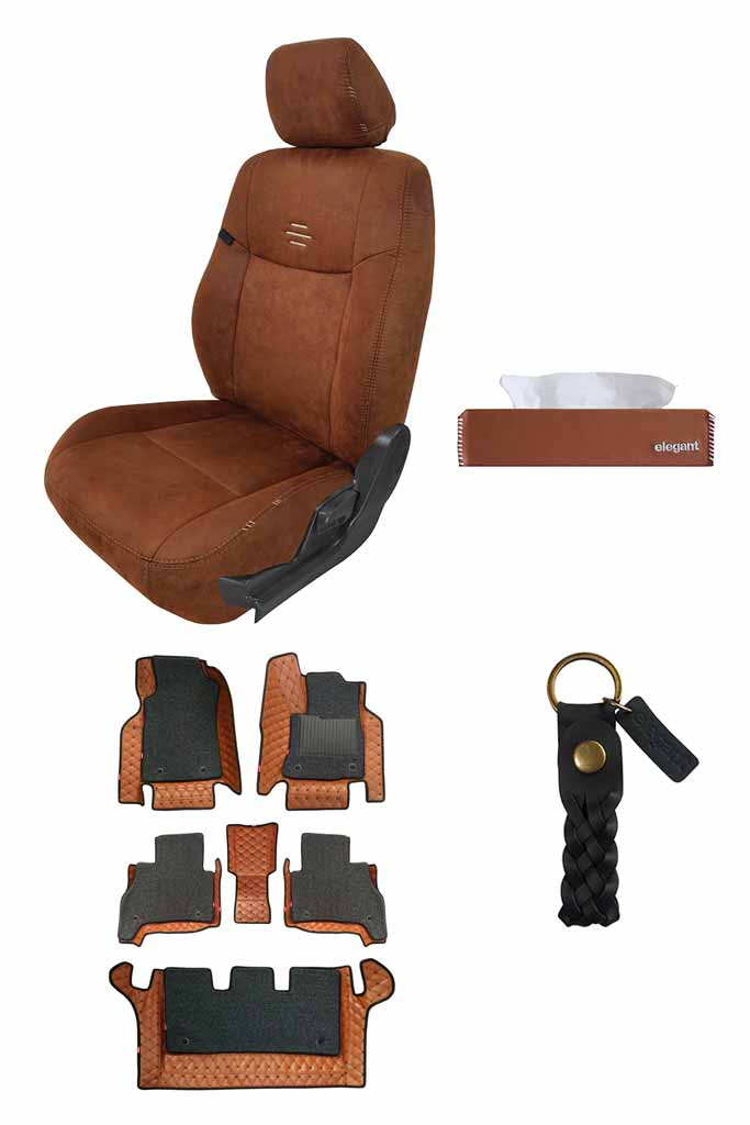 Complete Car Accessories Premium Combo 8