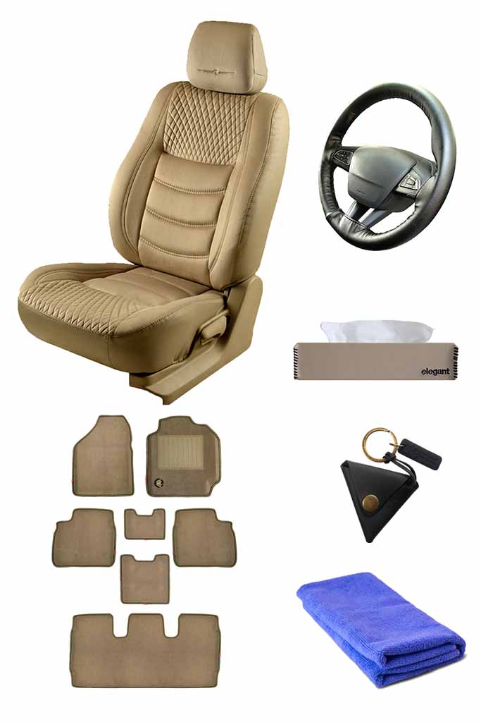 Complete Car Accessories Sports Combo 6
