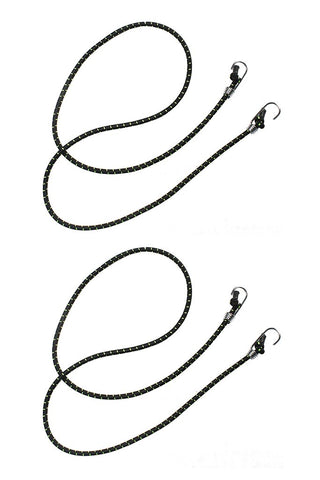 Bungee Cargo Rope Black (Set of 2)