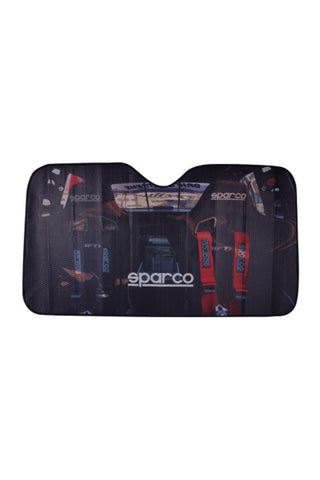 Sparco Windshield Sunshade Black