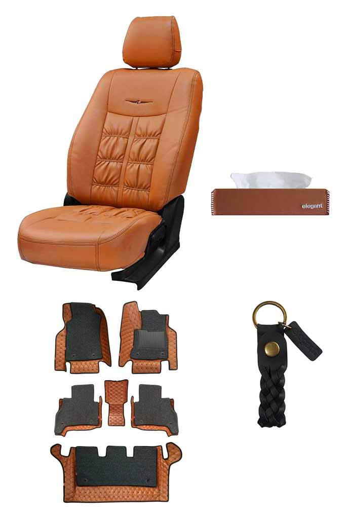 Complete Car Accessories Premium Combo 40