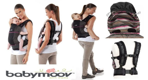 BabyMoov Anatomical Baby Carrier