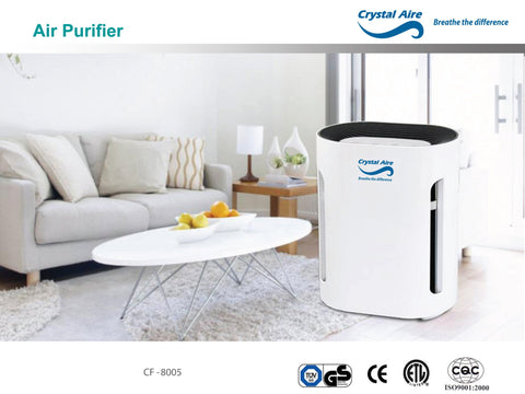 Crystal Aire Hepa Purifier