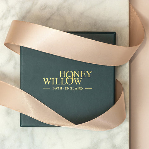 Honey Willow packaging