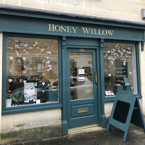 Honey Willow Handmade Jewellery Walcot Street Bath