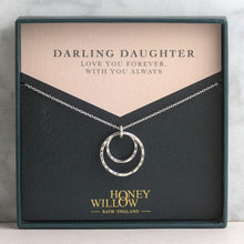 Load image into Gallery viewer, Mother Daughter Necklace for Daughter