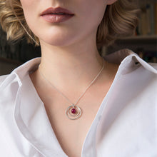Load image into Gallery viewer, Birthstone Necklace for Loved One