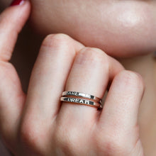 Load image into Gallery viewer, personalized rings HOney Willow